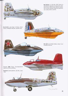 Me 163 Me 263