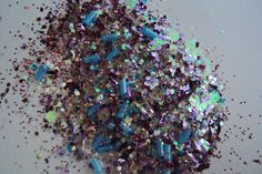 Glitter Mix Acrylic Gel Nail Art Snazzy Limited Edition 5 Made | eBay