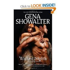 Wicked Nights (Hqn): Gena Showalter: 9780373776986: Amazon.com: Books