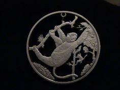 Democratic of Republic of Congo - 10 francs - 2010 - Sloth