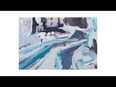 OCA painting student work uncovered: Jocelyn Harwood