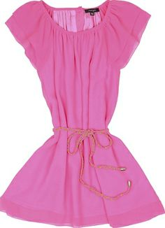 77056e22d Imoga Dressy Crepe Belted Dress from Imoga - USA at Pumpkinheads Belted  Dress, Easter Outfit