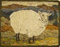 Highland Sheep  Added by Loretta Moore