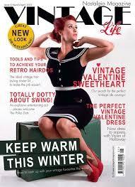 A magazine similar to 'Viva Vintage'.