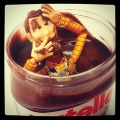 Paçacas Woody! In Nutela