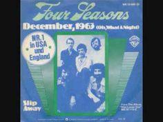 The Four Seasons - December, 1963 (Oh, What a Night)