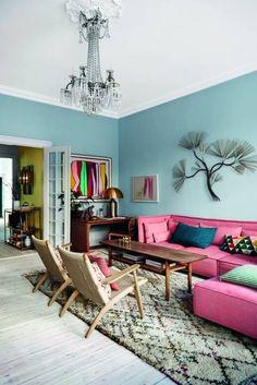 50's & 60's inspiration #home #decoration #inspiration #atmosphere #mavrikico #colours #furniture. Mavriki & Co. www.mavriki.gr