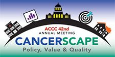 Like most years, a group from the CHAMPS Oncology team exhibited and attended the ACCC Annual Meeting.