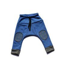 Baby boy pants  Crawling pants  Boys patch pants  by TuliBertKids, $29.00
