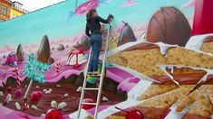 Soten & MadC - The Sugar Rush Wall