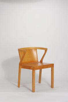 "Alvar Aalto, ""Kakkonen"" Chair Nr.. 2 (1939)"