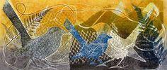 Sandra Pearce: Recent Monoprints