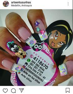 Manicure, Nail Designs, Nail Polish, Lily, Makeup, Ideas, Nail Art, Designed Nails, Pretty Nails