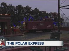 Polar express runs begin nov 13 the bristow news record citizen polar