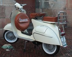 Planet Vespa More Bikes page -- Vespas we have restored in the past