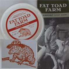 Fat toad farm  vermont cheese.  We love entertaining at Renaissance Fine Jewelry in Vermont. www.vermontjewel.com.  Life is short so have fun!