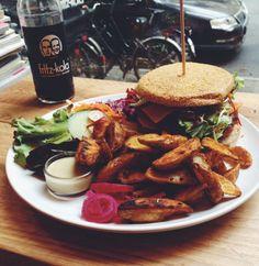 Die besten veganen Burgerlocations in Berlin I Veggie Love