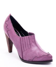 Purple Crushin Bootie   Daily deals for moms, babies and kids