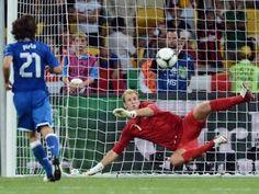 Pirlo #legend #penalty Euro 2012 Panenka penalty