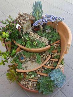 Mini gardens 607493437220508671 - Inspiring Gnome Garden And Fairy Garden D. - Mini gardens 607493437220508671 – Inspiring Gnome Garden And Fairy Garden Design Ideas To Copy Right Now Source by ayayhomedecor