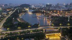 SWA - Nanhai Citizen's Plaza and 1000 Lantern Park
