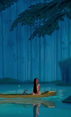 The legendary figure of a work of art in the animated film this time is Princess Pocahontas, Princess Pocahontas known by the name Amonute, wallpaper Disney Pixar, Disney Pocahontas, Disney Animation, Disney Amor, Princess Pocahontas, Disney Films, Disney Cartoons, Disney And Dreamworks, Disney Love