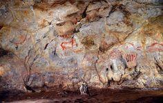 Cueva del Pindal, un santuario rupestre