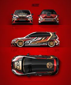 """Mi piace"": 75, commenti: 4 - FUSE™ / Wraphic Design Studio (@fusedesignstudio) su Instagram: "" GOLF MK7 GTI Clubsport - livery design project for YIDO perfomance crew. Wrap coming soon!…"""