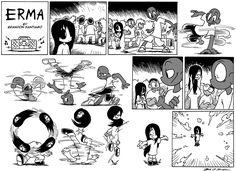 Erma :: Erma- Dance Off | Tapastic Comics - image 1