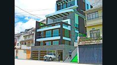 Edificio Sr. George Apolo Córdova FARB Arquitectos, constructora e Inmobiliaria en Loja, Ecuador