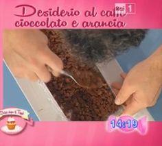 Oggi a Dolci Dopo il tiggì del 26 febbraio 2015 vediamo preparare le ricette del giorno a Riccardo Facchini e Sal De Riso: la cheesecake ...