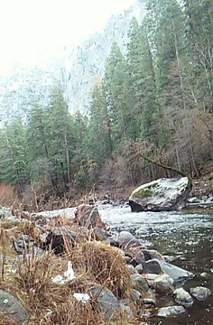 Yosemite december 2015