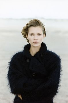 Kate Moss by Peter Lindbergh 1994