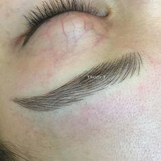263 vind-ik-leuks, 5 reacties - TRUDY T (@permanentmakeuptoronto) op Instagram: '#microblading #microstroking #manualtattoo #permanentmakeup #brows #eyebrows #toronto #torontobrows…'