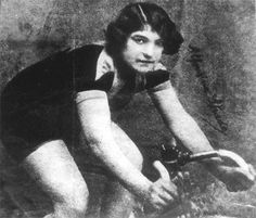Celebrating International Women's Day. Alfonsina Strada the greatest women to ever ride the Giro d'Italia. Read our previous post about her life here. Cycling Girls, Pro Cycling, Le Champion, Bike Photo, Cycle Chic, Bicycle Race, Social Club, Italian Girls, Champions