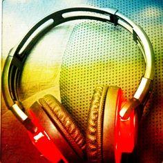 Rainbow Headphone