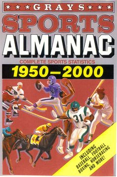 Sports Almanac: BACK TO THE FUTURE II - Save as the picture and use as prop for party.