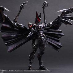 DC COMICS VARIANT PLAY ARTS -KAI- Designed by TETSUYA NOMURA BATMAN™   Square Enix Online Store