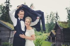 Rain or shine, they said yes, and that's the important thing! ✨ Wedding photography  #eggedal