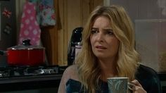 Charity Sharma - Emmerdale - ITV Emma Atkins, Emmerdale Actors, Favorite Tv Shows, My Favorite Things, British Actresses, Girl Crushes, Charity, Tv Series, It Cast