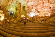 Carlsbad Caverns National Park | 15 National Parks You Need To See Before You Die