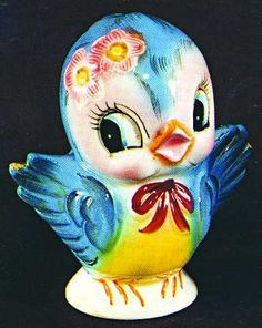 Lefton Blue Bird at Replacements, Ltd