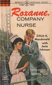 Image result for vintage nurse novel romance