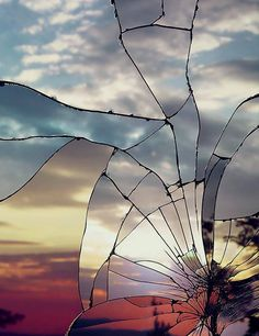 Sometimes, you find yourself in the middle of nowhere, and sometimes, in the middle of nowhere ,you find yourself Reflection Photography, Tumblr Photography, Artistic Photography, Landscape Photography, Aesthetic Iphone Wallpaper, Aesthetic Wallpapers, Shattered Glass, Broken Glass, Broken Mirror