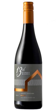Whitty Vineyard Gamay #gamay #redwine #wine #niagara #QEW #ontario #canada