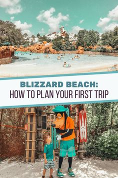 Summer doesn't end here at Walt Disney World. Blizzard Beach at Walt Disney World: How to Plan Your First Trip Disney World Rides, Disney World Florida, Florida Travel, Walt Disney World, Disney Land, Florida Vacation, Usa Travel, Disney Water Parks, Disney Parks