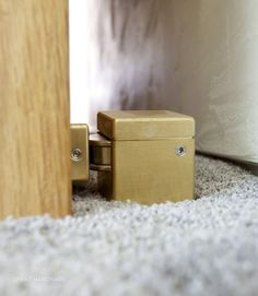 Magnetic Floor Door Stop 3221