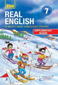 Viva Real English, Answer Key - Book 7 By Viva Books #EnglishAnswerkey, #EnglishBookClass7 LSNet.in