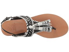 Vince Camuto Rebeka Black/Picket New Vachetta | Zappos.com