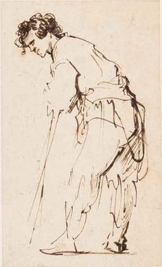 Old Master Figure Drawings | ... Altena collection of Old Master drawings in London on July 10